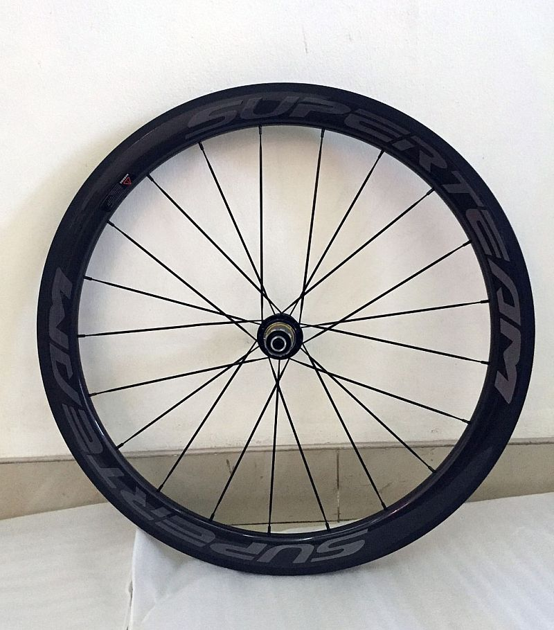 Superteam Carbon Clincher Wheelset Road Bike